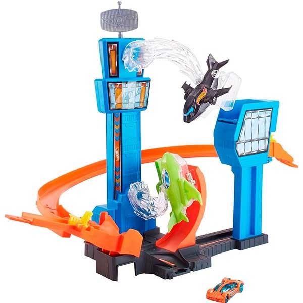Игровой набор из серии Hot Wheels® Сити – Аэропорт Mattel