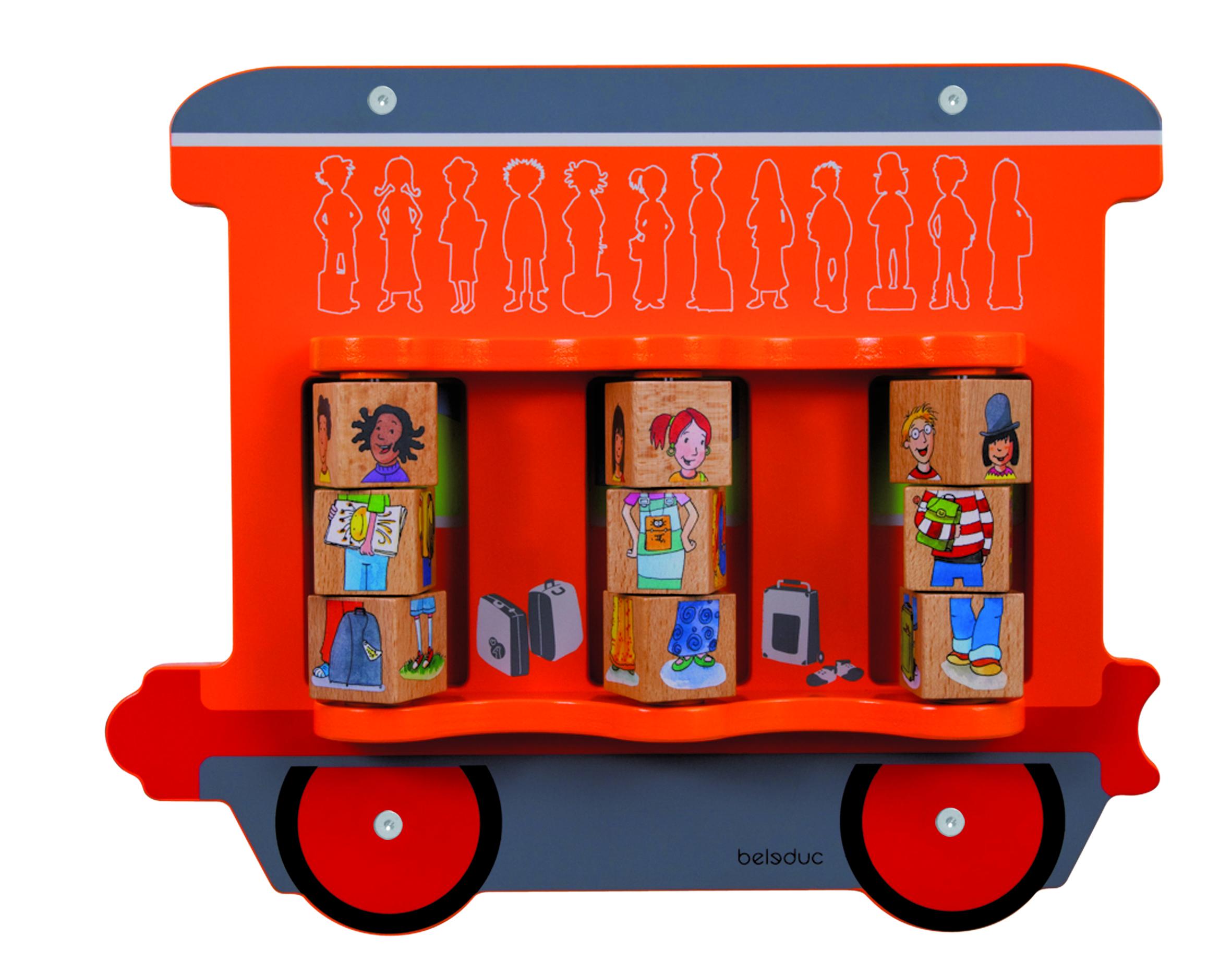 Настенный игровой элемент - ДетиРазвивающие центры<br>Настенный игровой элемент - Дети<br>