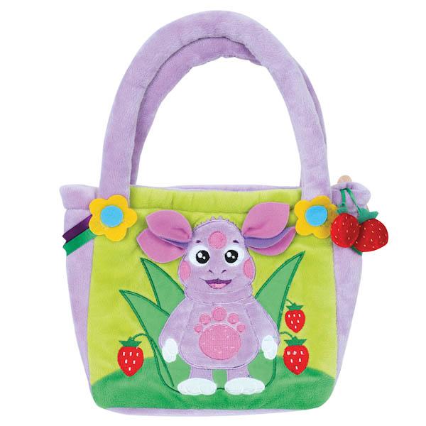 Мягкая сумочка из серии Лунтик, 20 см.Детские сумочки<br>Мягкая сумочка из серии Лунтик, 20 см.<br>