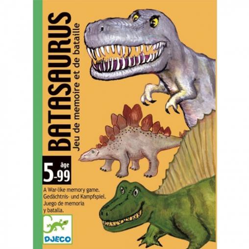 Детская настольная карточная игра – Динозавры фото