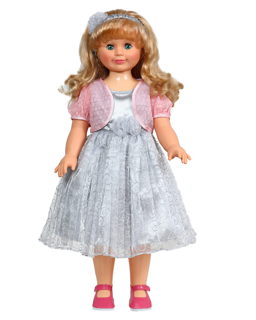 Кукла Милана 20, звукРусские куклы фабрики Весна<br>Кукла Милана 20, звук<br>