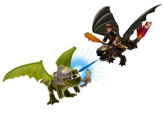 Иккинг и Беззубик против дракона, серия Dragons - Как приручить Дракона, артикул: 116126