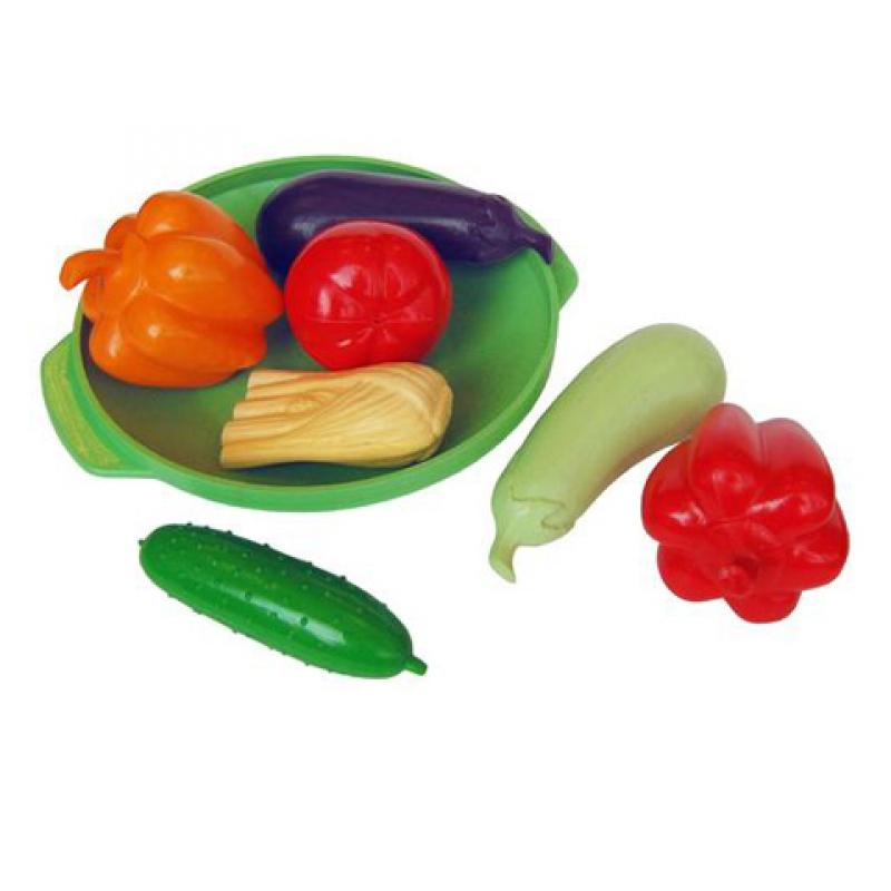 Набор - Овощное ассортиАксессуары и техника для детской кухни<br>Набор - Овощное ассорти<br>