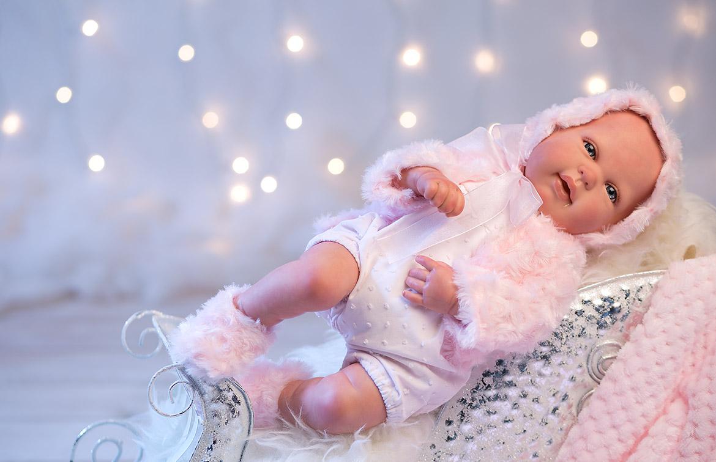 Купить Кукла-младенец ReBorns – Aitana, Arias