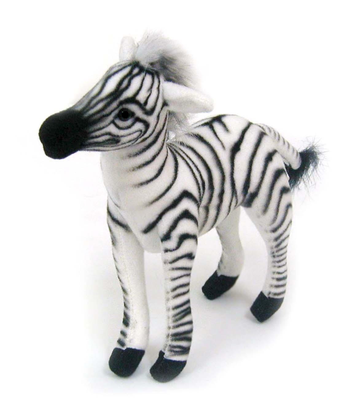 Купить Мягкая игрушка – Зебра, 15 см, Hansa