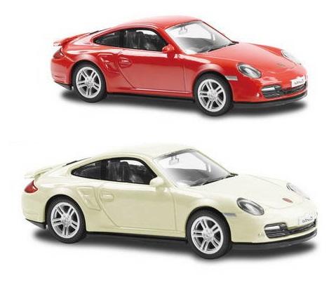 Металлическая машина RMZ City - Porsche Carrera 911, 1:43Porsche<br>Металлическая машина RMZ City - Porsche Carrera 911, 1:43<br>
