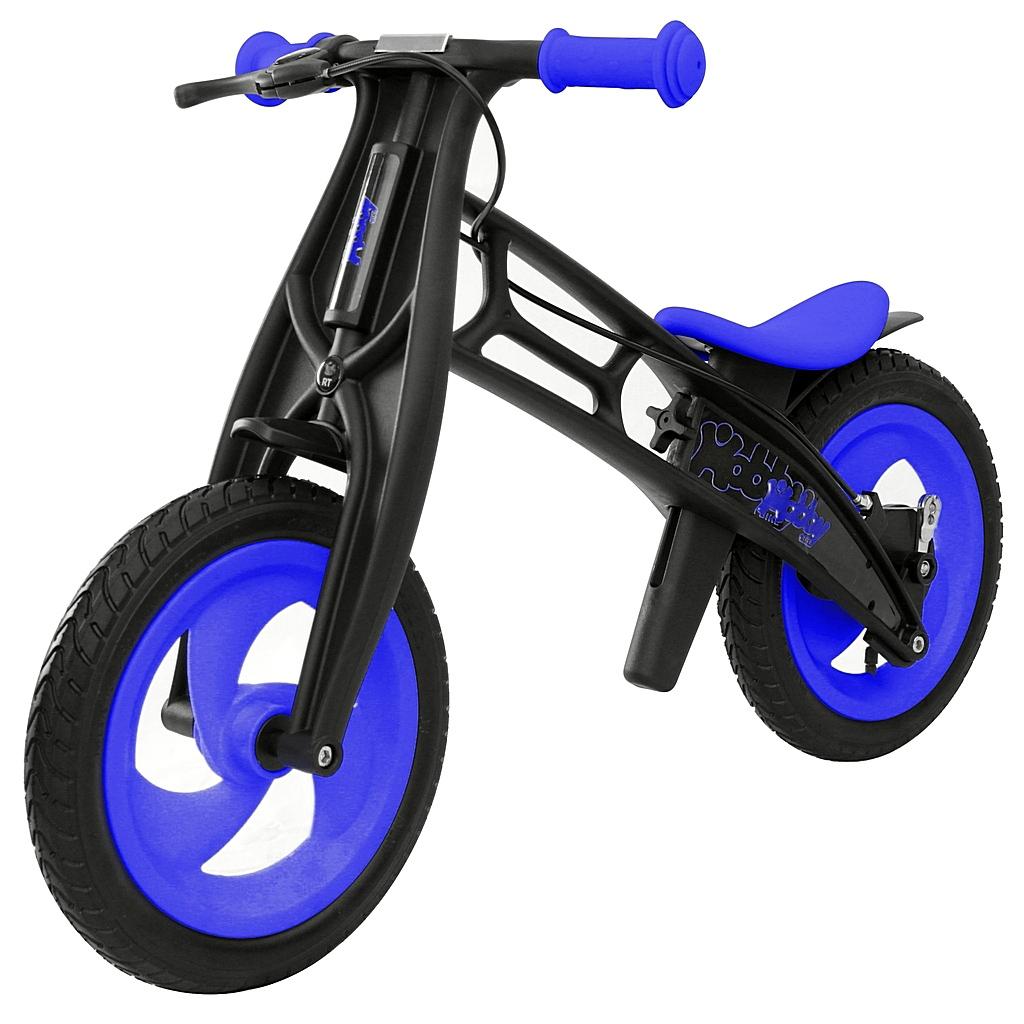 Велобалансир+беговел, blue/black, шины волнаБеговелы<br>Велобалансир+беговел, blue/black, шины волна<br>