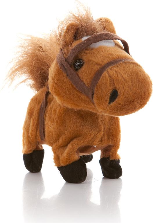 Пони - музыкальная интерактивная игрушка на батарейках, умеет ходитьИнтерактивные игрушки<br>Пони - музыкальная интерактивная игрушка на батарейках, умеет ходить<br>