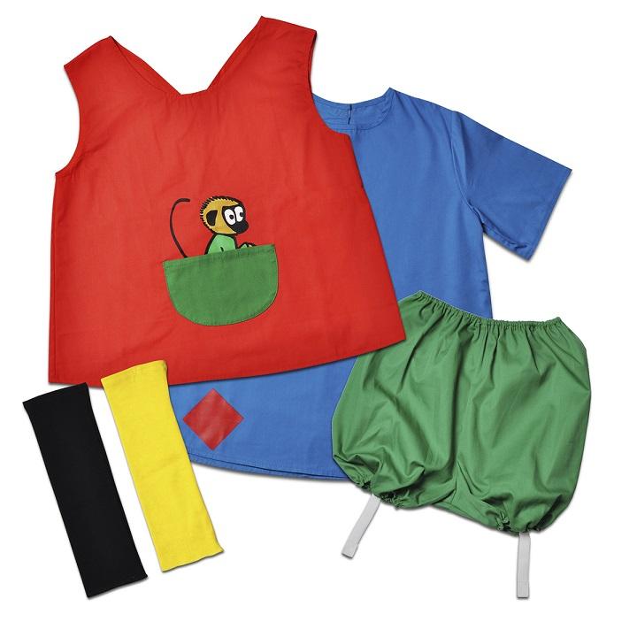 Карнавальный костюм Пеппи Длинный чулок, на 4-6 лет фото