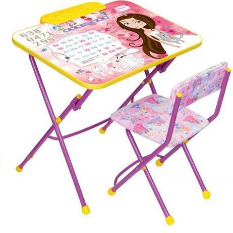 Комплект – Никки - Маленькая принцесса, цвет сиреневыйПарты<br>Комплект – Никки - Маленькая принцесса, цвет сиреневый<br>
