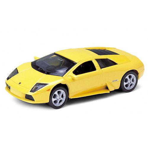 Коллекционная машинка Lamborghini Murcielago, масштаб 1:34-39