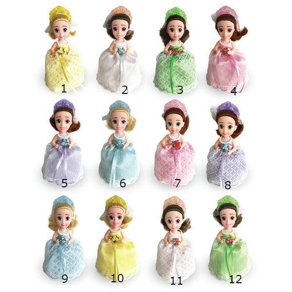 Купить Кукла-Капкейк серия Невесты Cupcake Surprise, 12 видов, Emco