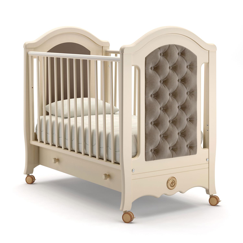 Детская кровать Nuovita Grazia, цвет - Avorio/Слоновая кость