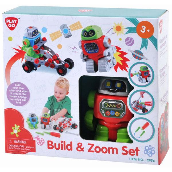 Игровой набор - Собери робота от Toyway