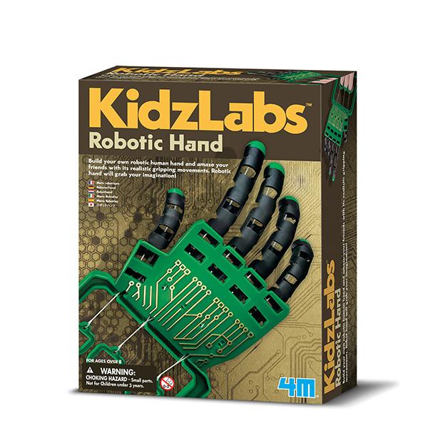 Научный набор  Роботизированная рука - Юный инженер, артикул: 158456