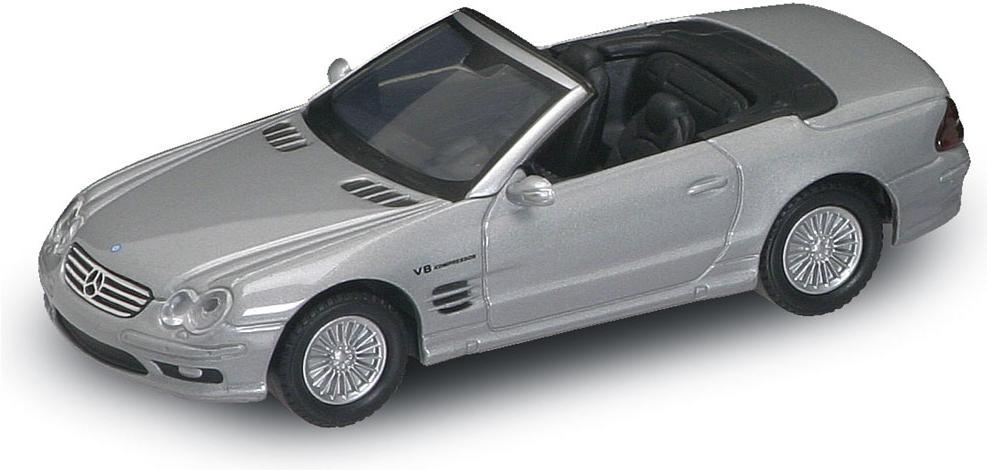 Коллекционная модель автомобиля - Мерседес Бенц SL55, 1/43 от Toyway