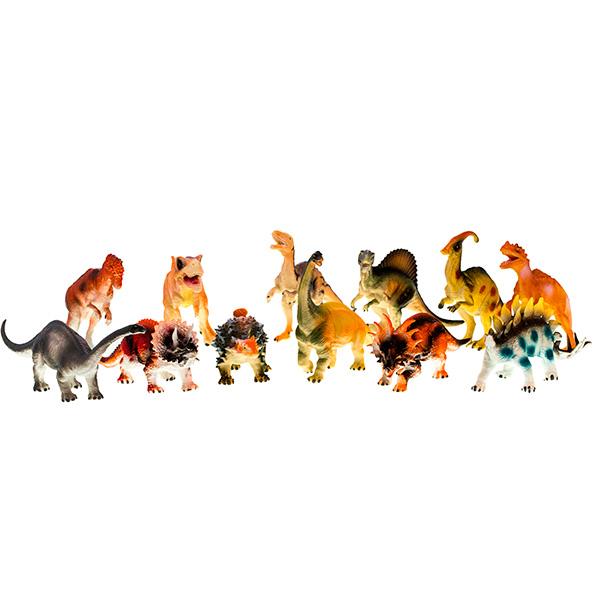 Фигурка динозавра малаяЖизнь динозавров (Prehistoric)<br>Фигурка динозавра малая<br>