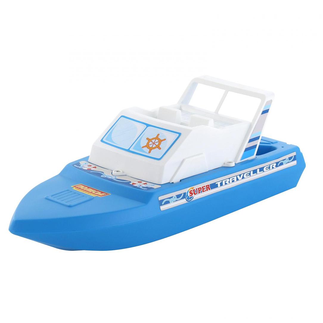 Прогулочный катерКорабли и катера в ванну<br>Прогулочный катер<br>
