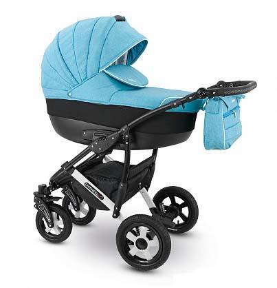 Детская коляска – Camarelo Sevilla 2 в 1, XSE-9Детские коляски 2 в 1<br>Детская коляска – Camarelo Sevilla 2 в 1, XSE-9<br>