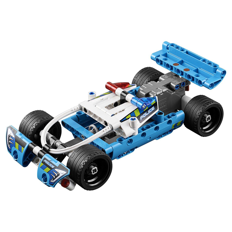 Конструктор из серии Lego Technic - Полицейская погоня фото