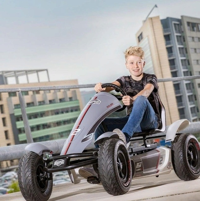 Веломобиль BERG Race GTS BFR - Full spec Go Kart