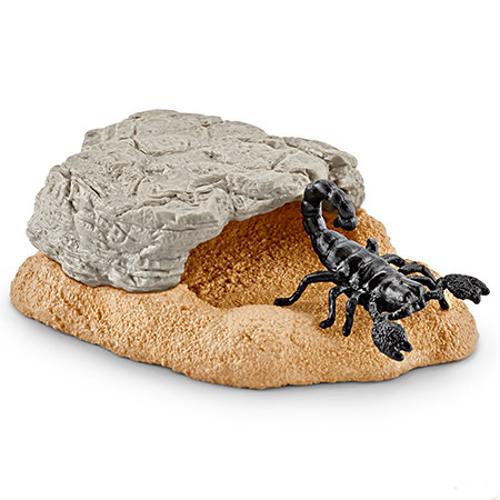 Купить Игровой набор – Пещера скорпионов, Schleich
