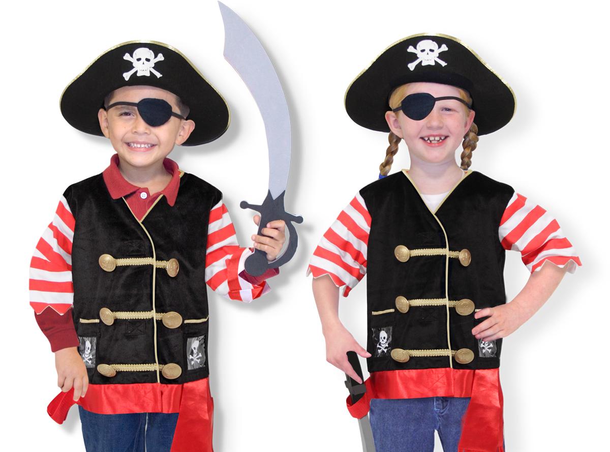 Костюм ПиратЗамки, рыцари, крепости, пираты<br>Костюм Пират<br>