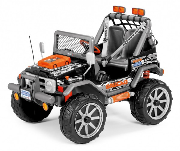 Детский электромобиль Peg-Perego Gaucho Rockin OD0075