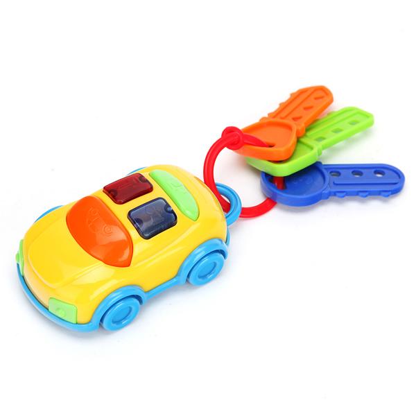 Игрушка - Мой первый брелок, со светом и звуком, песня - Мы едем-едемРазвивающие игрушки Умка<br>Игрушка - Мой первый брелок, со светом и звуком, песня - Мы едем-едем<br>