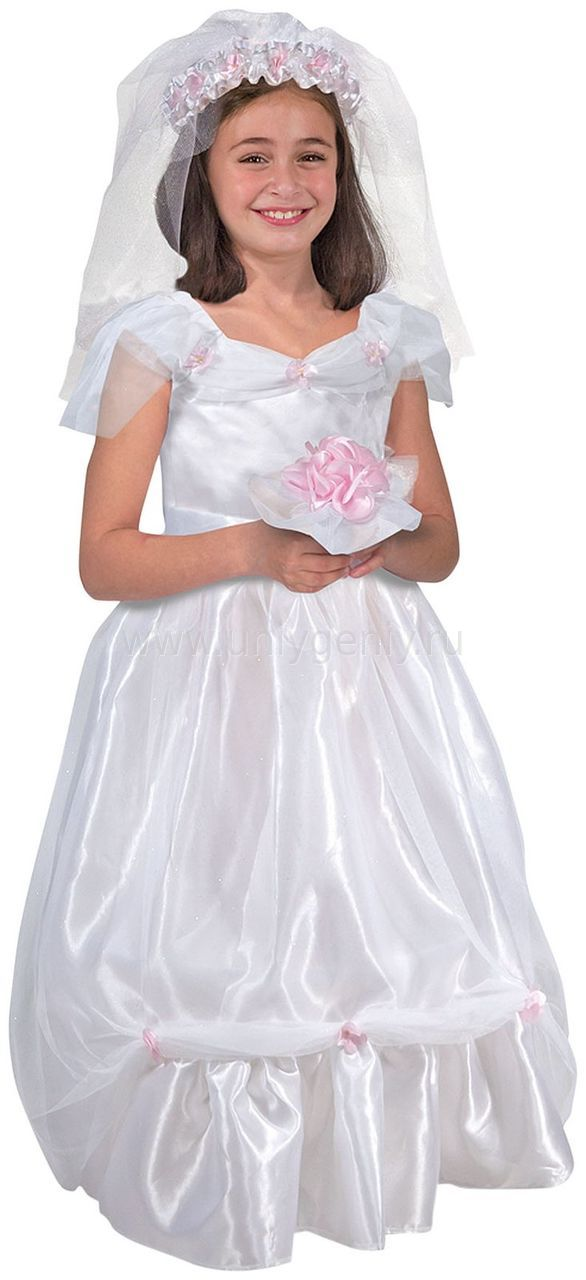 Маскарадный костюм НевестаКарнавальные костюмы<br>Маскарадный костюм Невеста<br>