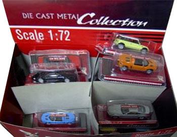 Коллекционные легковые автомобили - Petits коллекция, масштаб 1/72 Yat Ming