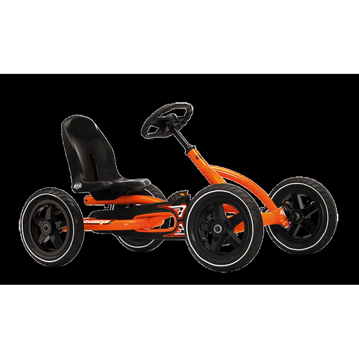 Веломобиль  Buddy Orange - Веломобили BERG, артикул: 160774