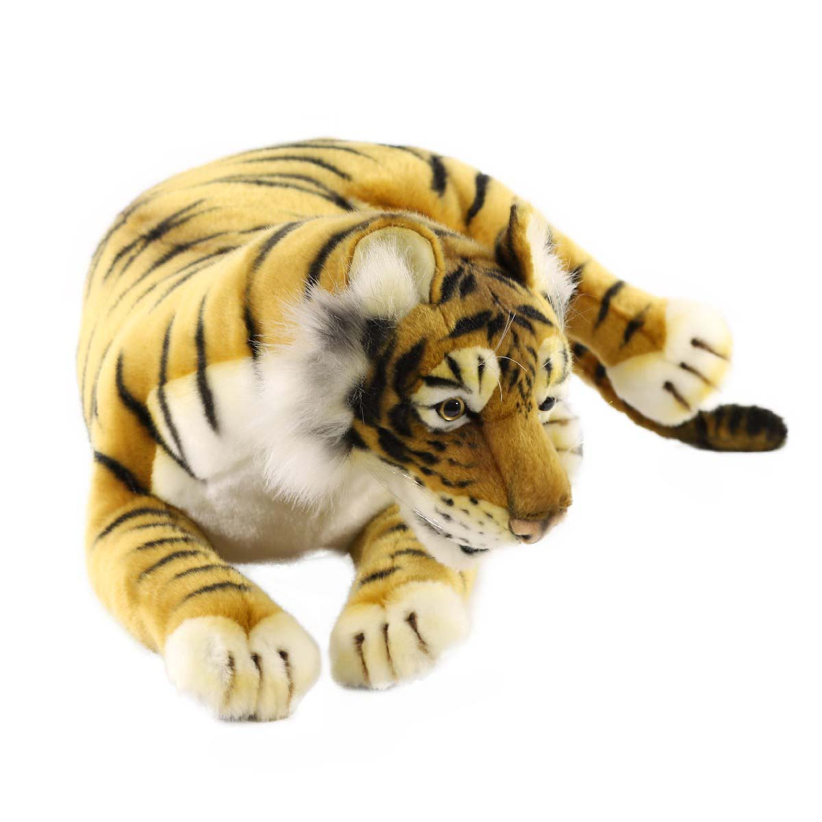 Купить Мягкая игрушка - Тигр лежащий, 60 см, Hansa