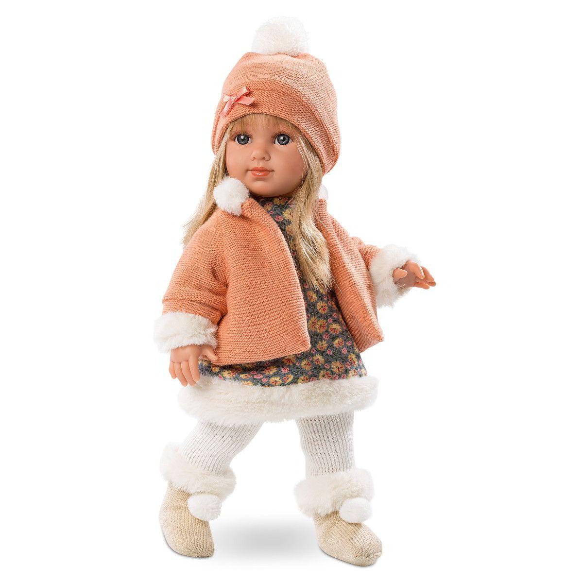 Кукла Елена, 35 см, Llorens Juan  - купить со скидкой