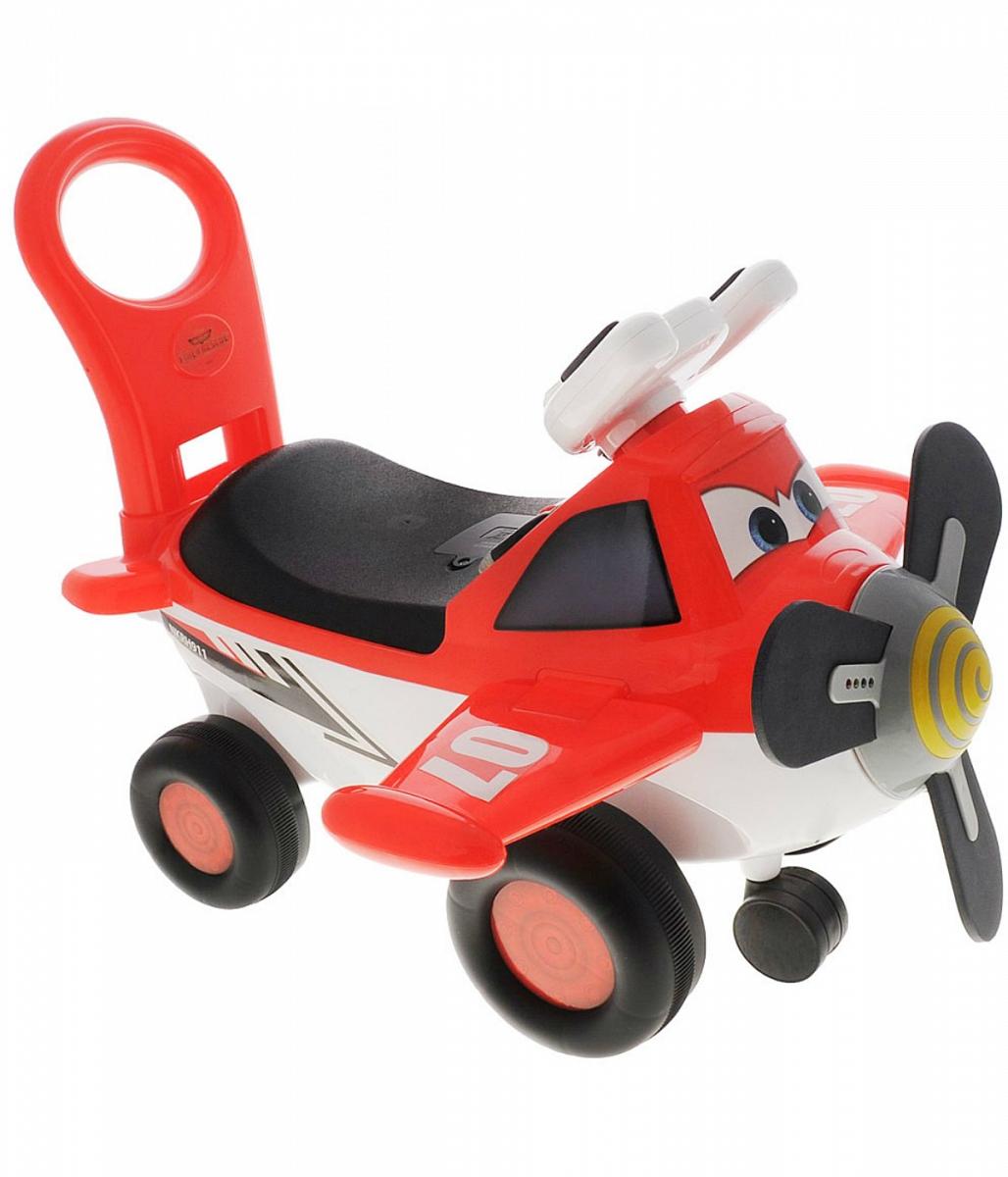 Каталка - пушкар - Самолет ДастиМашинки-каталки для детей<br>Каталка - пушкар - Самолет Дасти<br>