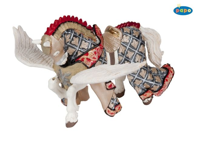 Конь рыцаря пегаса - Замки, рыцари, крепости, пираты, артикул: 82536