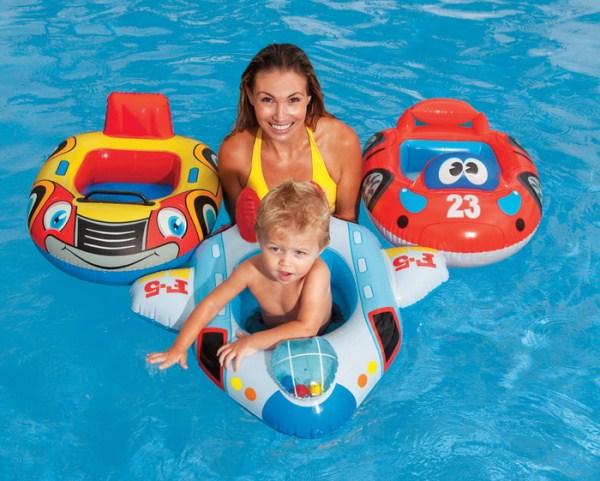 Круг надувной Kiddie FloatsНадувные животные, круги и матрацы<br>Круг надувной Kiddie Floats<br>