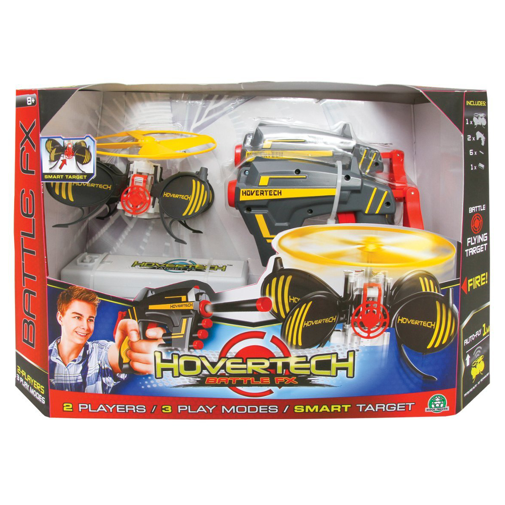 Летающая мишень HoverTech BattleFX с 2-мя бластерами