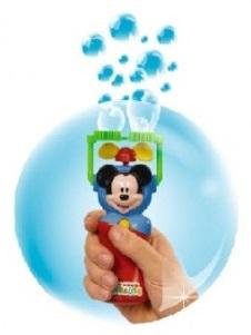 Мыльные пузыри с фигурками героев Дисней, 60 мл., на батарейках