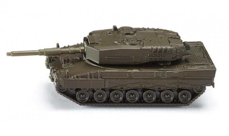 Купить Металлическая модель – Танк, 1:87, Siku