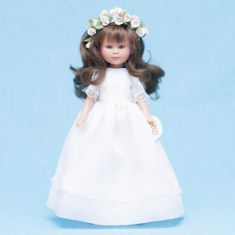 Кукла Селия с цветочным венком, 30 см.Куклы ASI (Испания)<br>Кукла Селия с цветочным венком, 30 см.<br>