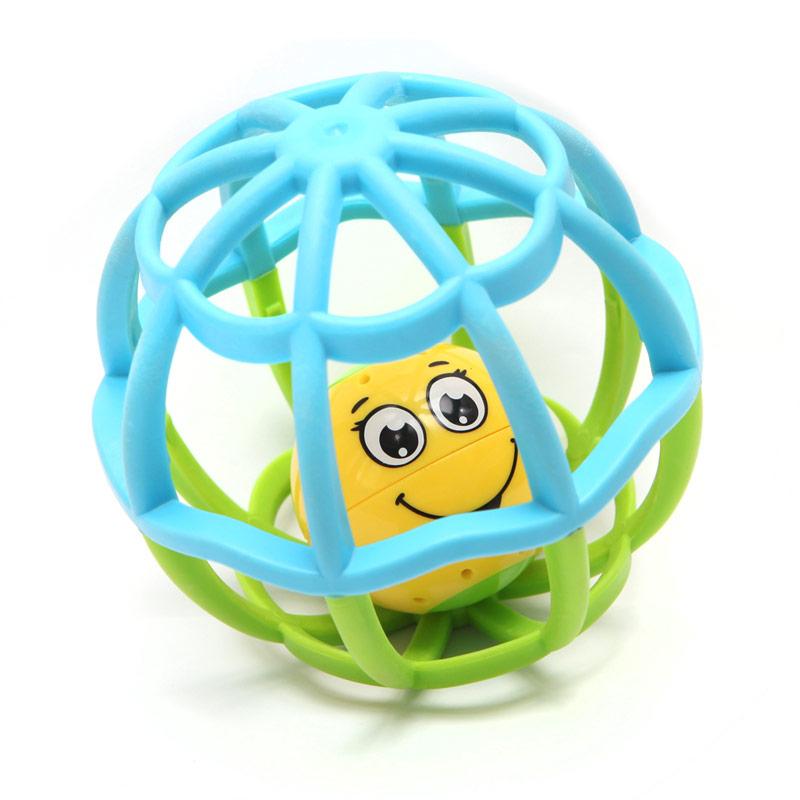 Музыкальная игрушка – Мячик-хохотушка, Азбукварик  - купить со скидкой