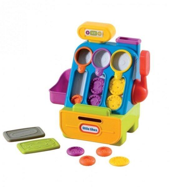 Контрольно-кассовый аппарат Little Tikes  623486Детская игрушка Касса. Магазин. Супермаркет<br>Контрольно-кассовый аппарат Little Tikes  623486<br>