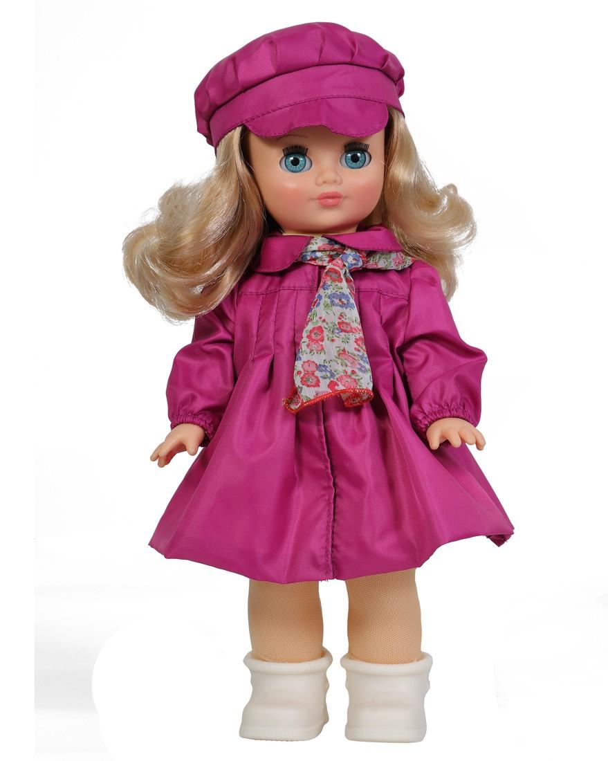 Озвученная кукла Наталья 2, высотой 35 смРусские куклы фабрики Весна<br>Озвученная кукла Наталья 2, высотой 35 см<br>