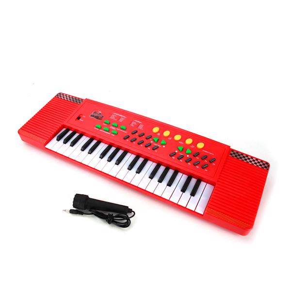 Синтезатор Disney – Тачки с функцией записи, 4 песниСинтезаторы и пианино<br>Синтезатор Disney – Тачки с функцией записи, 4 песни<br>