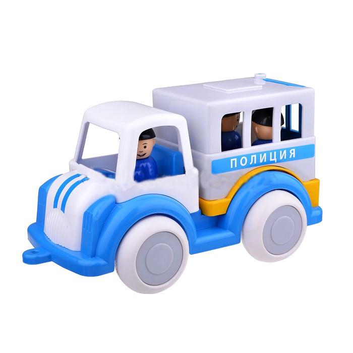 Купить Машинка Полиция - Детский сад, 28 см, ПК Форма