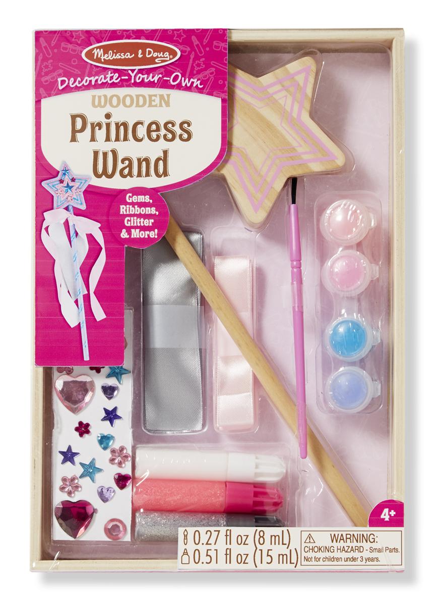Купить Набор для творчества «Волшебная палочка принцессы» из серии Классические игрушки , Melissa&Doug