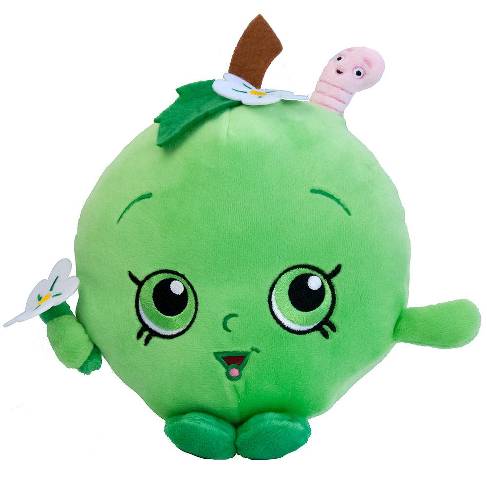 Купить Мягкая игрушка – Яблочко Фло из серии Шопкинс, 20 см., Росмэн