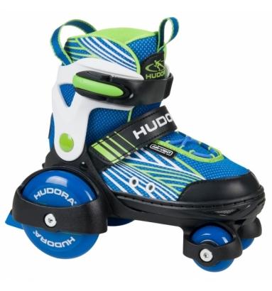 Купить Раздвижные ролики-квады Hudora - My First Quad Boy, blue, 26-29