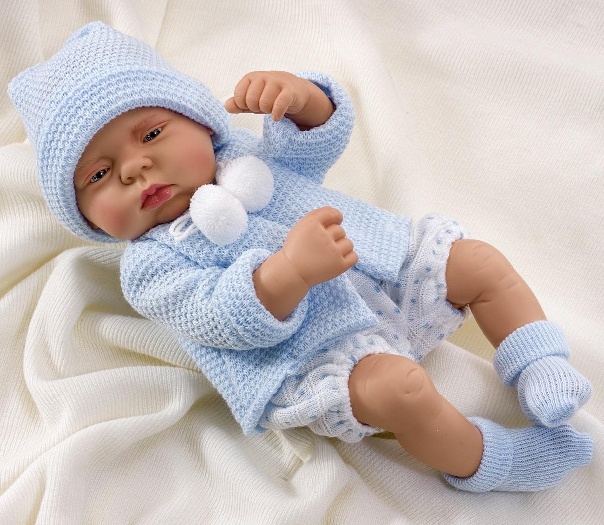 Кукла – Лулу, 40 смКуклы ASI (Испания)<br>Кукла – Лулу, 40 см<br>